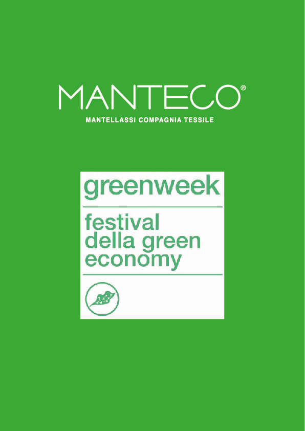 "Manteco was awarded with the very important ""2018 Radical Green Award"""