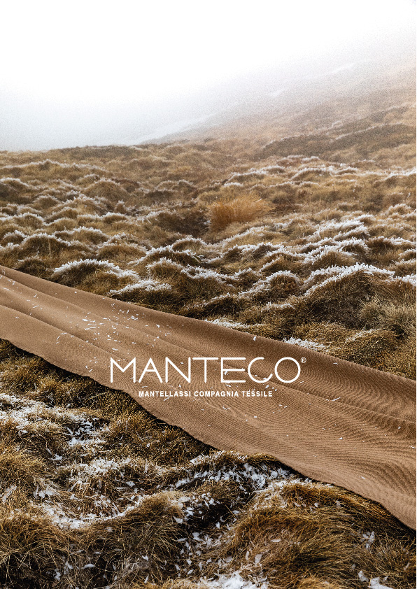 """Back to the nature"" the new advertising campaign by Manteco"