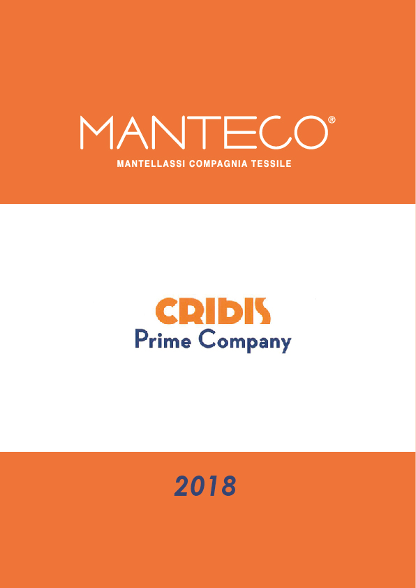 "Manteco obtains the prestigious certification ""2018 Cribis Prime Company"""