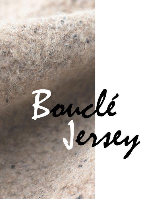 Bouclé Jersey