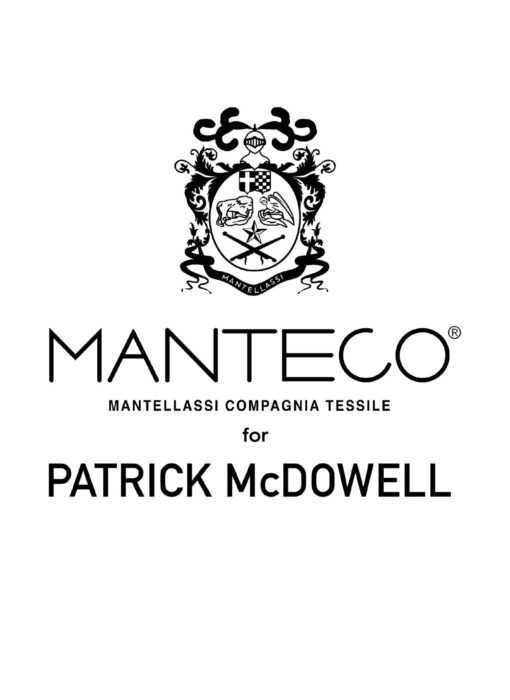 Manteco for PATRICK McDOWELL
